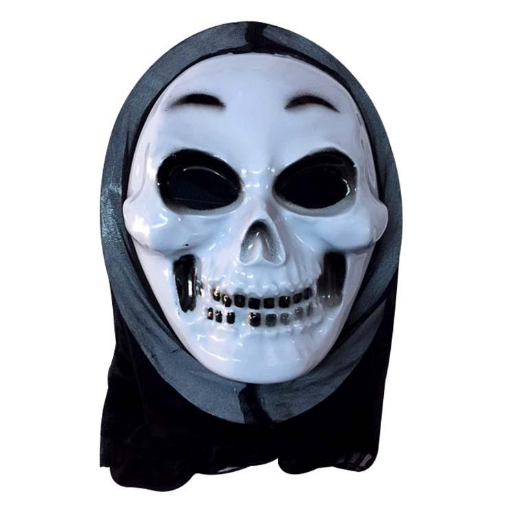 Iskelet Maskesi Kuru Kafa Maskesi Kostumcecom