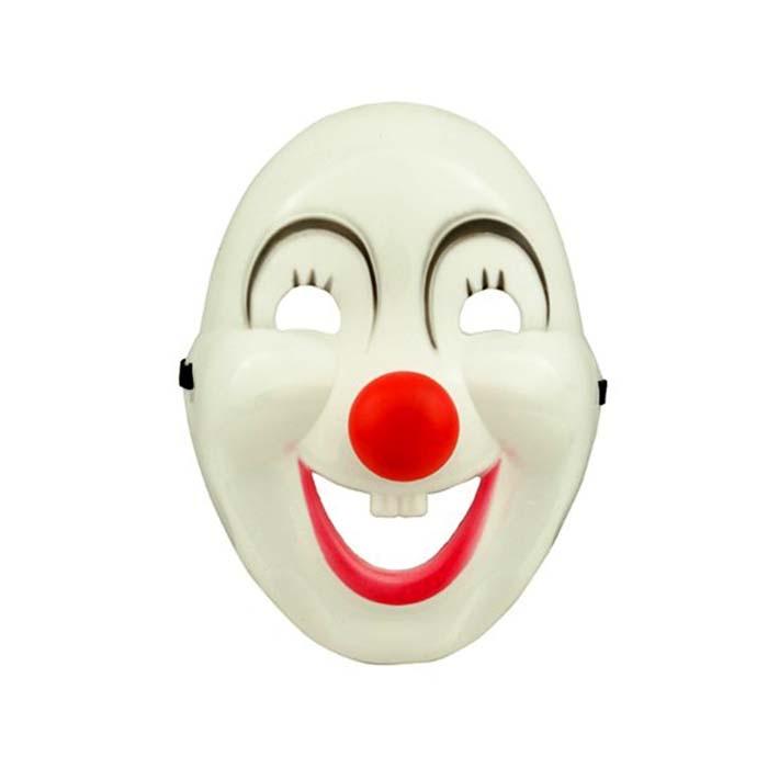 Palyaço Maskesi Burunlu Kostumcecom
